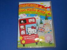 Impariamo l'inglese cantando con Hello Kitty - DVD S/S