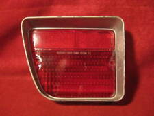 NOS 1973 Olds Wagon LH tail light lense N.O.S GM Guide
