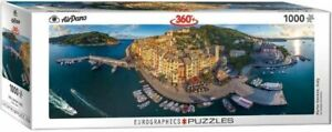 Eurographics 1000 Piece Jigsaw Puzzle - Porto Venere Italy EG60105302