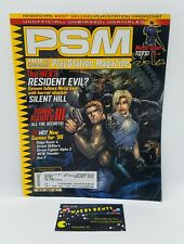 PSM Playstation Magazine Resident Evil Cover - Silent Hill Issue 18 Feb 99 Vol 3