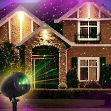 StarTastic Action Laser Light Projector with Moving Lights