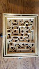 Wood Labyrinth game EUC