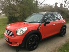 2011 MINI COUNTRYMAN 1.6 DIESEL COOPER ALL4 6 SPEED
