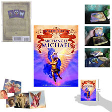 Archangel Michael Oracle Cards Set New Doreen Virtue 44 Card Deck and Guidebook
