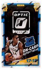 NBA 17-18 Donruss Optic Trading Card RETAIL Box [20 Packs]