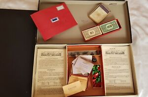 Sehr altes Monopoly Spiel - Selten - Alte Ausführung für die Schweiz?
