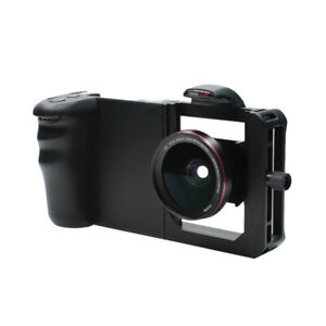 Bluetooth Cinema Mount Photography Cell Smartphone Mobile Cage Rig Holder