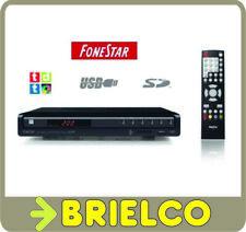 RECEPTOR DE TELEVISION DIGITAL TDT GRABADOR FUNCION PVR FONESTAR RDT-731U BD3026