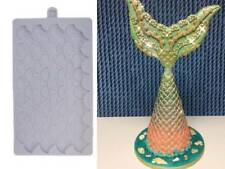 NEW Karen Davies Mermaid Scales Mould Sugarcraft Cake Decorating