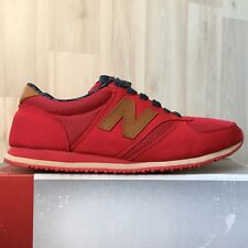 "Men's 2013 NEW BALANCE 420 Herschel Supply Co. ""Paisly"" SIZE 9US Red"