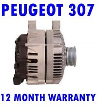 FITS Peugeot 307 estate 2.0 SW 2002 2003 2004 2005 2006 - 2015 alternator