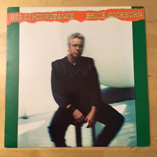 Bruce Cockburn - Big Circumstance - LP, 1988 - VG+