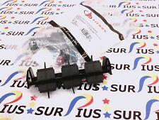 NSSP Siemon RIC-F-SC8-01 Fiber Adapter Plate 8 Fiber Duplex SC Black RICFSC801