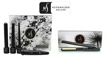 Herstyler 3P Curling Iron + Forever Hair Straightener Flat Iron CLASSIC SET