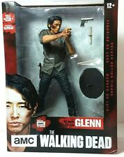 "amc The Walking Dead McFarlane Toys GLENN 10"" Collective Deluxe Action Figure"