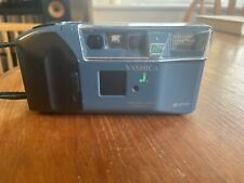 Yashica J Point And Shoot Film Camera 32mm Lens