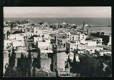Greece RHODES View of the town Used 1958 RP PPC