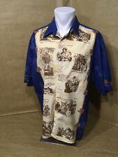 Trader Joe's 2005 Hawaiian Shirt Men's XL