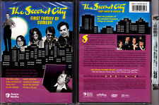 DVD Stage Comedy SECOND CITY First Family of Comedy SCTV FS R1 OOP NEW