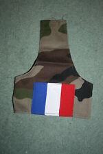 100% ORIGINAL FRENCH ARMY & FOREIGN LEGION UNIFORM ARMBAND FLAG CAMO CAMOFLAGUE