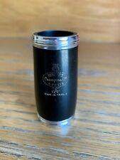 Buffet clarinete Bb R13 Prestige barril - 66mm-Plateado ANILLOS-Excelente