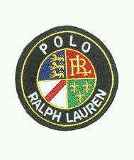 Rare Vintage Polo Ralph Lauren Cookie Crest Patch