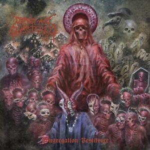 DRAWN AND QUARTERED - Congregation Pestilence (CD)