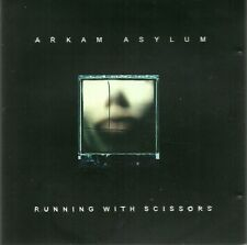 ARKAM ASYLUM-RUNNING WITH SCISSORS CD(WASP FACTORY)