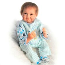 Reborn Baby Doll Silicone Dolls 55cm Toy Real Newborn Gift Toys 22'' Toddler