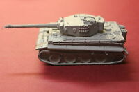 1/100 SCALE 3D PRINTED WW II GERMAN TIGER TANK-MID PRODUCTION