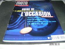 *** Moto Magazine Hors Série n°3 Guide de l'occasion