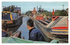 Oxford J Salmon Single Collectable English Postcards