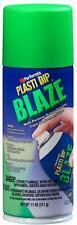 New 11224 6 Blaze Green 11oz Plasti Dip Rubber Handle Spray Rubberized Coating
