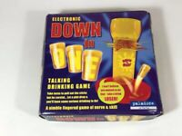 Down in One TALKING DRINKING GAME Electronic Drinking Game Rare Adult Party
