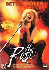 The ROSE (Bette MIDLER Alan BATES Frederic FORREST) ROCK Music Film DVD Region 4