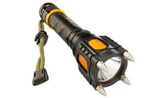 Taktische Taschenlampe FL-35 LED CREE L2 1200 Lumen Polizei SWAT Militär Zoom