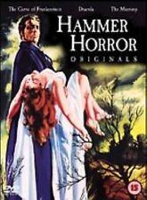 Hammer Horror Originals DVD Charlton Heston, Jack Palance, Katy Jurado