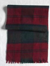 Echarpe 100% laine C & A  foulard TBEG  vintage scarf