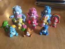 Care Bears Assorted Lot Of 11 Figures