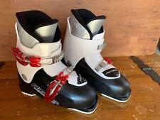 Fischer Progressor Junior 2.0 Ski Boots - 21.5 - US Youth Size 2-2.5