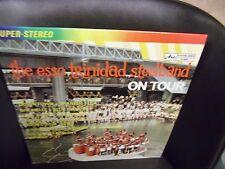 Esso Trinidad Steelband On Tour LP Citation Records VG+