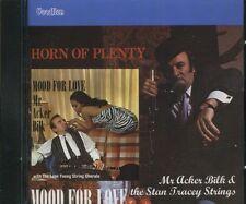 ACKER BILK - HORN OF PLENTY & MOOD FOR LOVE - CD