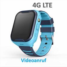 4g LTE niños reloj gps sos niños dorado 5.1 gen video llamada innogad original