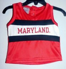 Maryland Terrapins NCAA Cheer Top. 24 months or 3T, Rivalry Thread 91