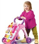 Baby Walker Infant Baby PINK Activity Centre Walker Learning Musical 6-36months