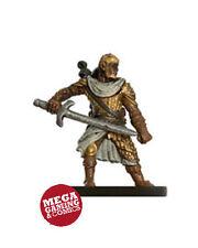 D&D Miniatures Human Fighter #35 Dungeons Of Dread