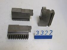 3  chuck jaws for lathe(3322)
