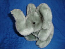 "Animal Alley Elephant Plush 8"""