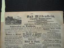 1867 Leipzig Bad Mildenstein