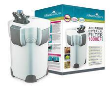 Aquarium fish tank external filter 1000L/H 9WUV Free Media APS 1000EF+